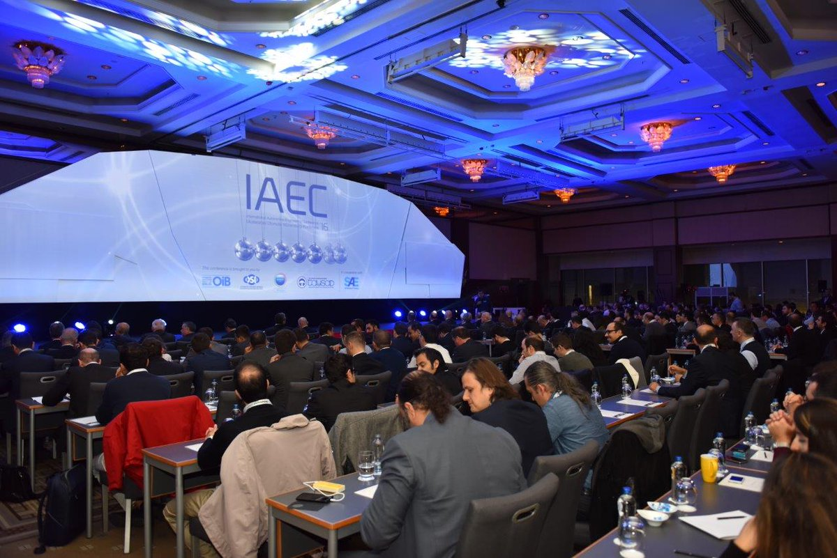 IAEC - Internatİonal Automotİve Engineering Conference İstanbul